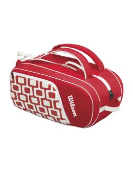 Červená taška Wilson WRZ877712