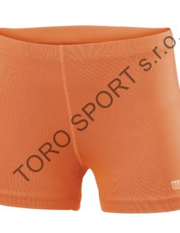 WILSON COMPRESSION SHORT CORAL