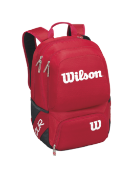 Cerveny batoh Wilson WRZ843695