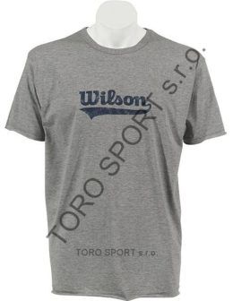 WILSON TS OLD SCHOOL GRY - WRE11060020
