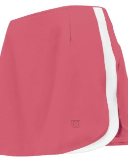 WILSON JR GIRLS TOUR SKIRT  PINK