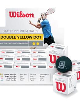 Squash doplnky