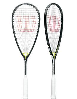 Squashové rakety