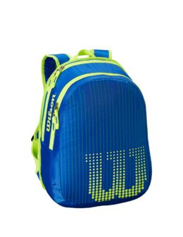 WRZ642995_Youth_Backpack_Neptune_Blue_Solar_Lime_Front