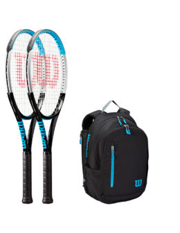 ULTRA 100 V3 - 2 PACK + ULTRA BACKPACK